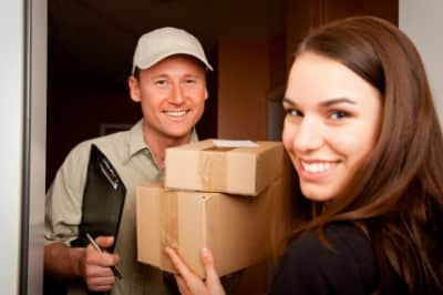 Delivery Courier service rush service