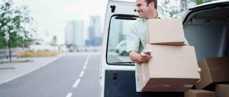 Local courier service Phoenix